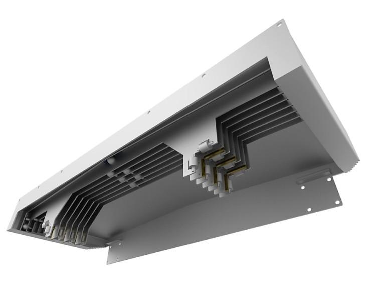 Protecteur télescopique ANAYAK HVM 6000 Y arrière 3