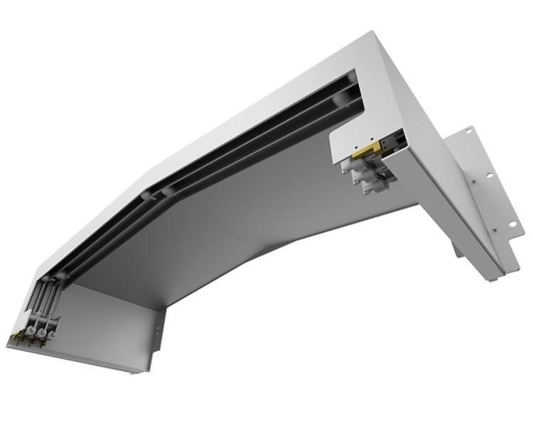 Protecteur télescopique MAKINO A77 Z côté opposé opérateur 3