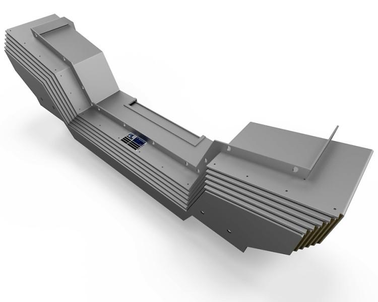 Protecteur télescopique MAZAK H 500-50 Z 1