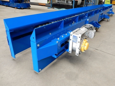 Convoyage raclettes AL Industrie