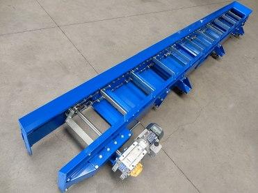 Convoyeur a raclettes AL Industrie