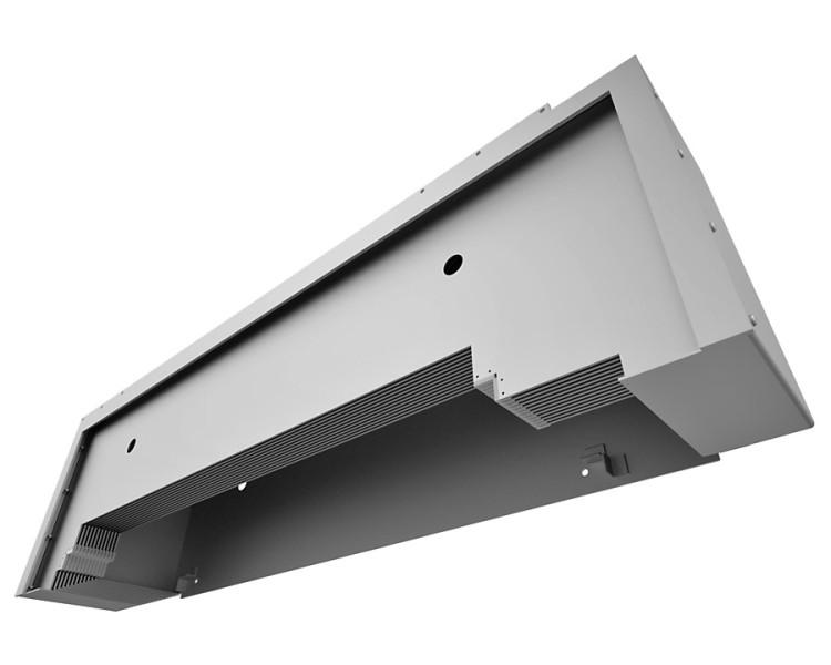 Protecteur télescopique GIDDINGS LEWIS FT 3500 Y arrière 3