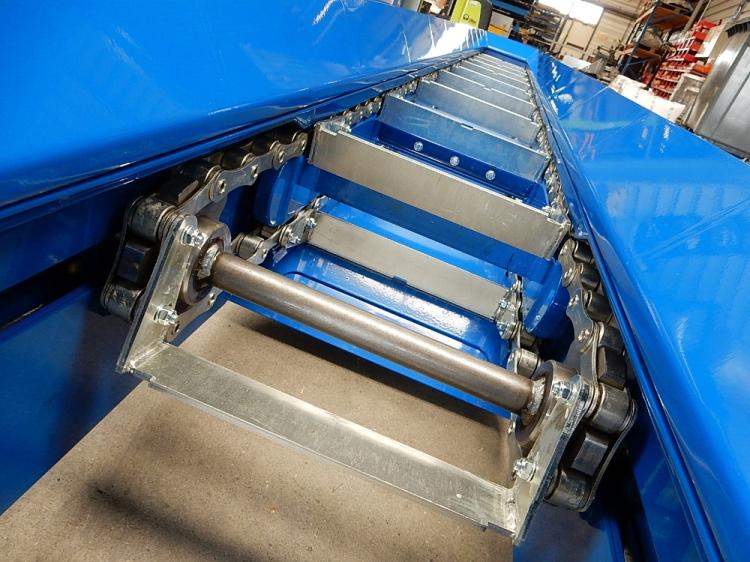 Raclettes convoyeur AL Industrie