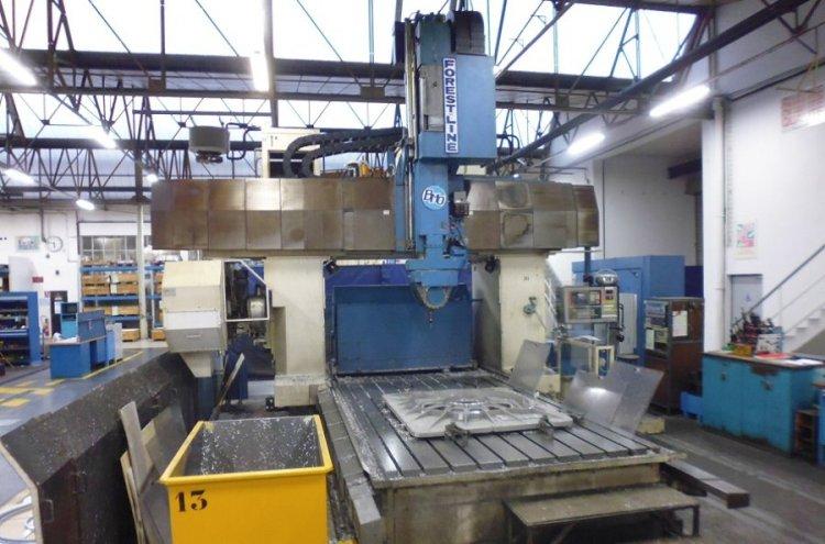 machine forest seramill