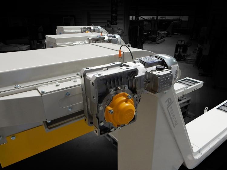 Tapis de transport MURATEC MW 200