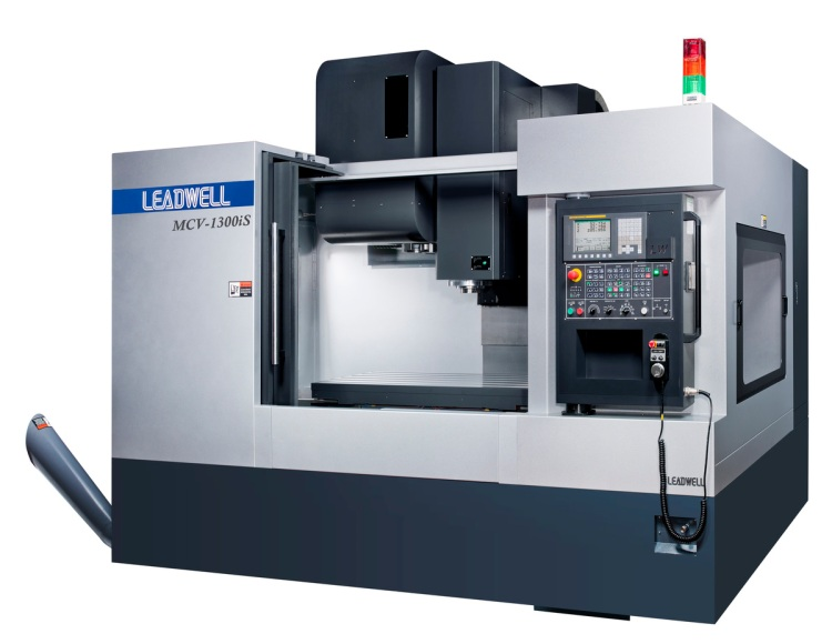Centre dusinage vertical Leadwell MCV-1300iS