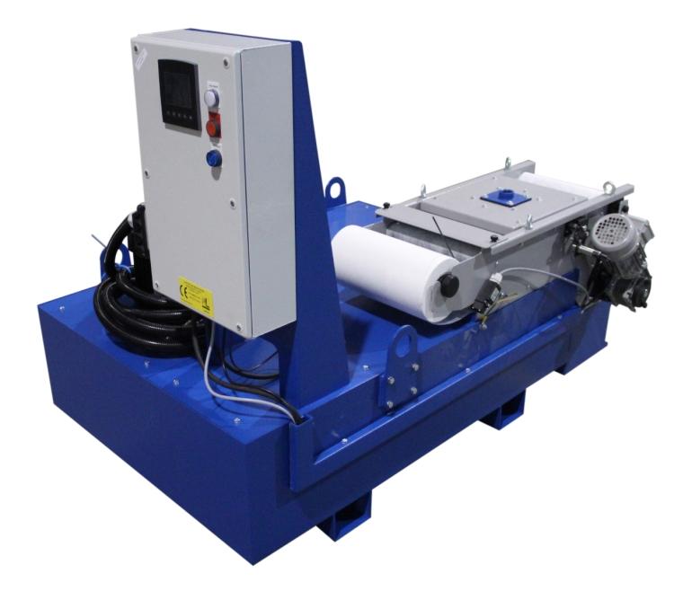 Bac de filtration machine-outils