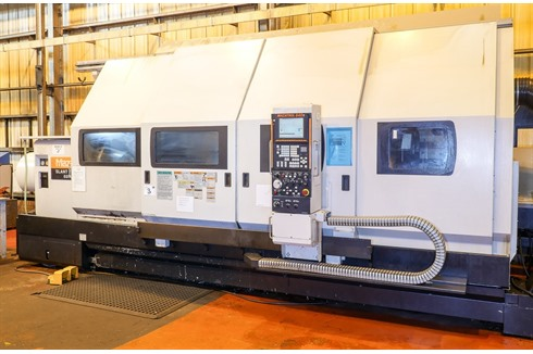 MAZAK Slant Turn 60N