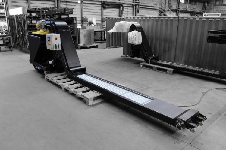 Convoyeur decoupe laser AMADA LCG3015AJ